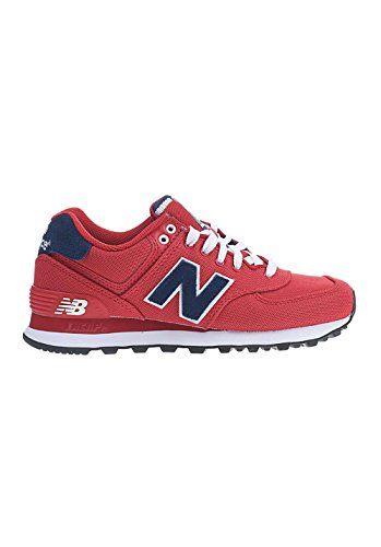 New Balance ML574 D - por red, Größe #:4(36) - http://herrentaschenkaufen.de/new-balance/4-36-new-balance-574-unisex-erwachsene-sneakers-46