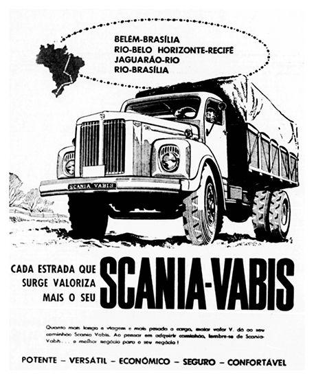 propaganda de jornal de 1960  ainda da fase vemag  fonte