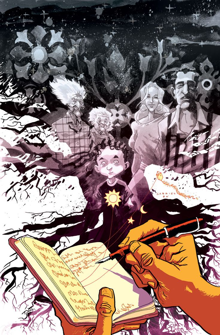 Comic Book Artist: Fabio Moon and Gabriel Bá   Abduzeedo   Graphic Design Inspiration and Photoshop Tutorials