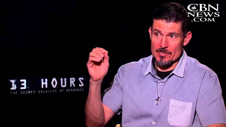 '13 Hours' Ex-CIA Contractor Talks about God's Presence in Benghazi Battle-I saw this movie and all I can say is if any citizen of the USA can watch this and vote for hillary clinton, you're a traitor to our country