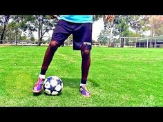 How to Improve Your Ball Control, Dribblings & Soccer Tricks by freekickerz | Awesome Sports Videos
