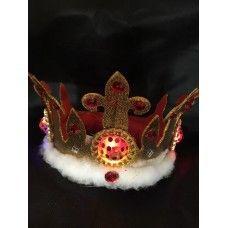 979- Corona rey arturo luminosa x 1