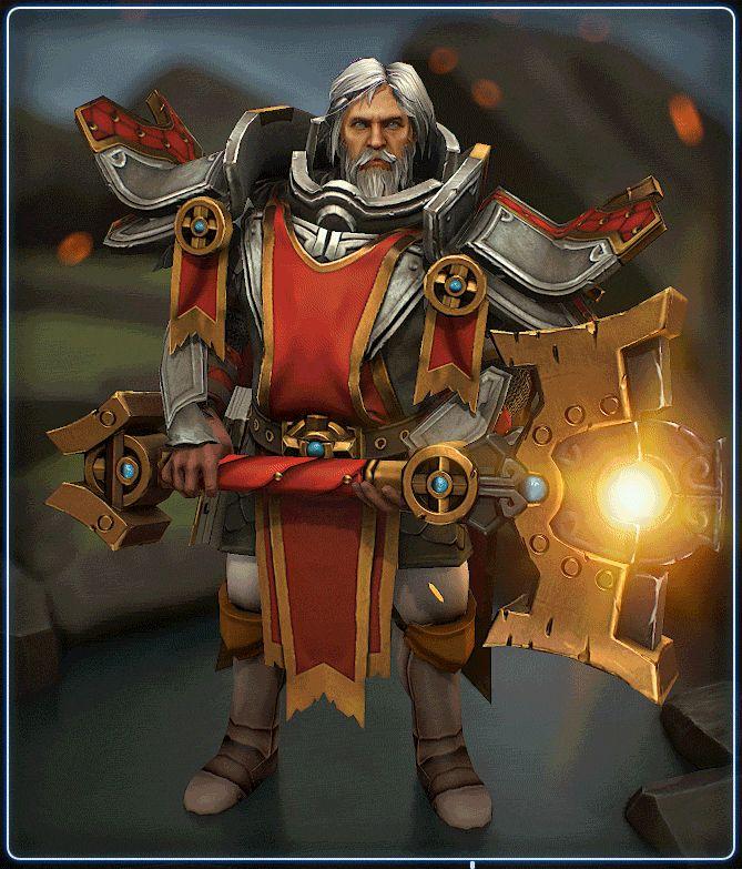 Steam Workshop :: [Starladder XII] The Grey Knight - Shoulders