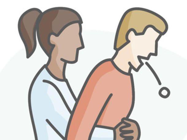 Heimlich-Manöver: So funktioniert es