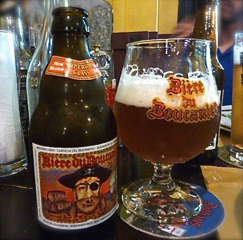 Biere du Boucanier -7% Red Belgian Ale