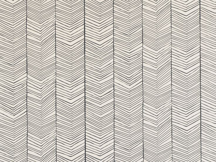 papier peint motifs en tissu non tiss herringbone by. Black Bedroom Furniture Sets. Home Design Ideas
