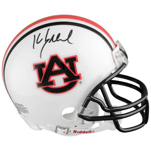 Kevin Greene Auburn Tigers Fanatics Authentic Autographed Riddell Mini Helmet - $149.99