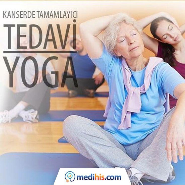 İştah kontrolü sağlayan, vücuttaki kan akışını düzenleyen, ağrıları hafifleten ve moral bozukluğu hissini azaltan yoganın özellikle kanser tedavisi süresince oldukça olumlu sonuçlar verdiğini biliyor muydunuz? www.medihis.com  #medihis #digitalhealth #medicalarchive #yoga #kanser #tedavi