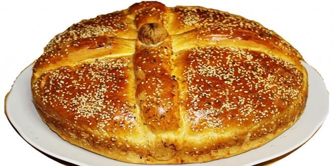Χριστόψωμο: Συνταγή- Πως φτιάχνεται - http://www.tilegrafima.gr/mageiriki/christopsomo-syntagi-pos-ftiachnete/