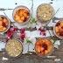 A Pretty Life in the Suburbs: Peach Raspberry Crisps in Mason Jars