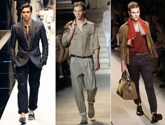 Latest Fashion Trends for Men and Women: Trendy Men's Clothing