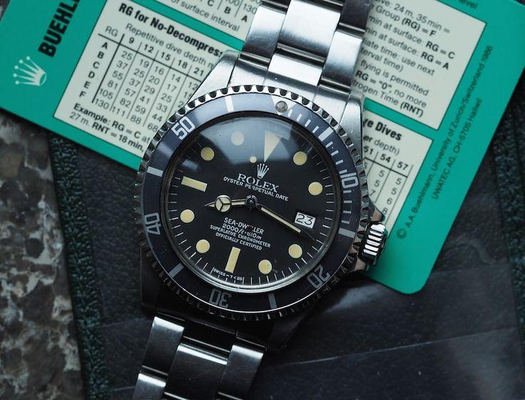 Rolex Sea-Dweller 1665 7