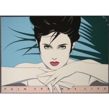 Patrick Nagel PALM SPRINGS LIFE