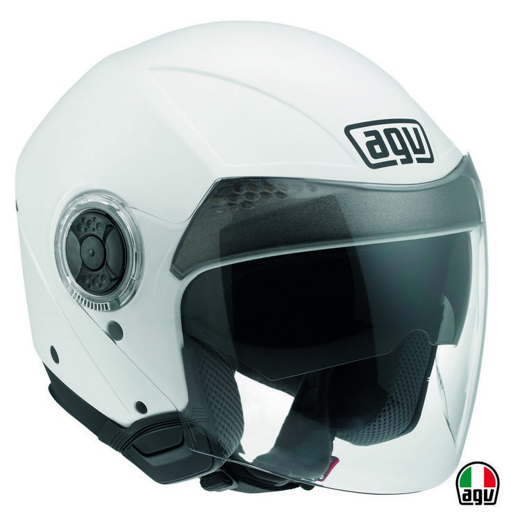 AGV New Citylight - Mono White