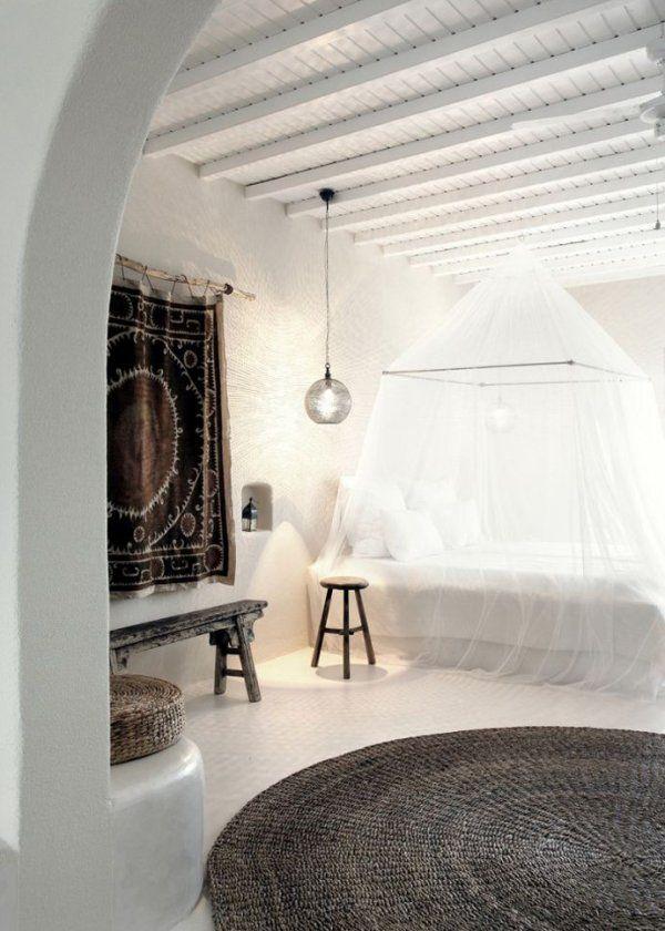 Une moustiquaire pour bien dormir en été