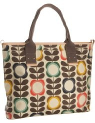 #orlakiely  Saw this bag at a conference and instantly became an Orla Kiely fan!