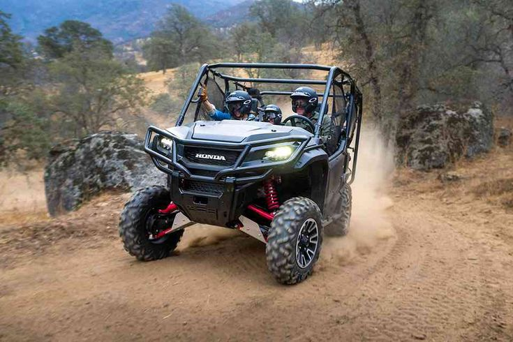 #birmingham Honda releases all-new Pioneer 1000 LE UTV  Honda Motor Company recently introduced two new limited-edition (LE) versions, the Pioneer 1000-5 LE and Pioneer 1000 LE that come with a new I-4WD system, providing brake traction control, hill start assist, and electronic brake force distribution. http://www.autoindustriya.com/motorcycle-news/honda-releases-all-new-pioneer-1000-le-utv.html