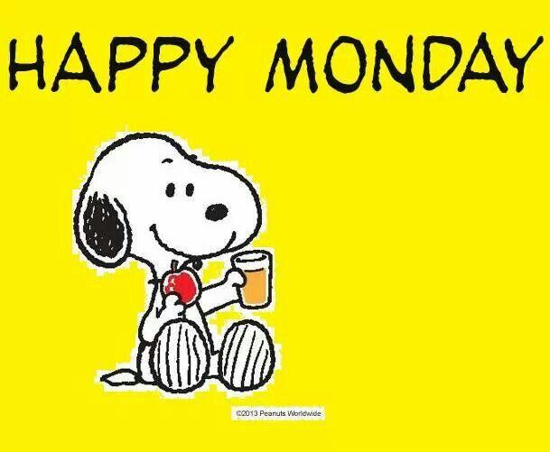 Mondays, Snoopy
