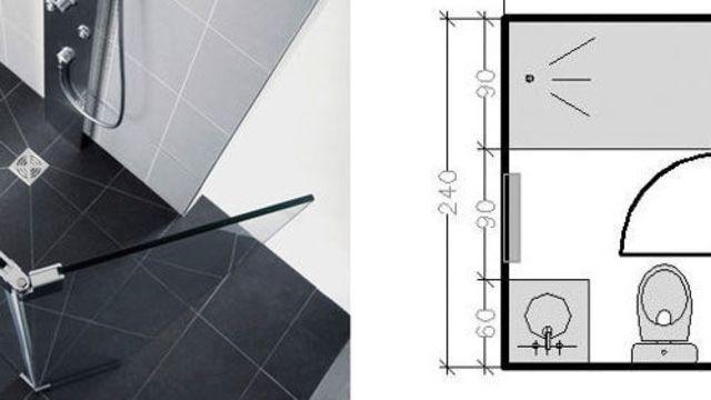 les 25 meilleures id es concernant salle de bain 5m2 sur. Black Bedroom Furniture Sets. Home Design Ideas