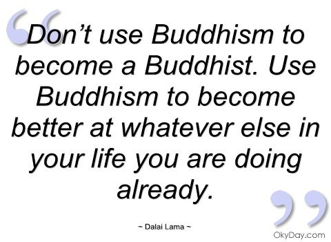 25+ best ideas about Becoming a buddhist on Pinterest | Buddhist ...