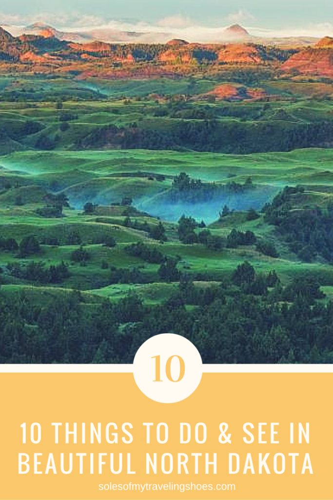 Go Outdoors: 10 Things to Do & See in Beautiful North Dakota