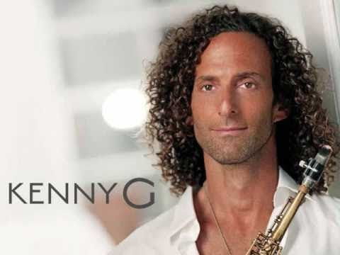 Kenny G and Daryl Hall - Baby Come to Me