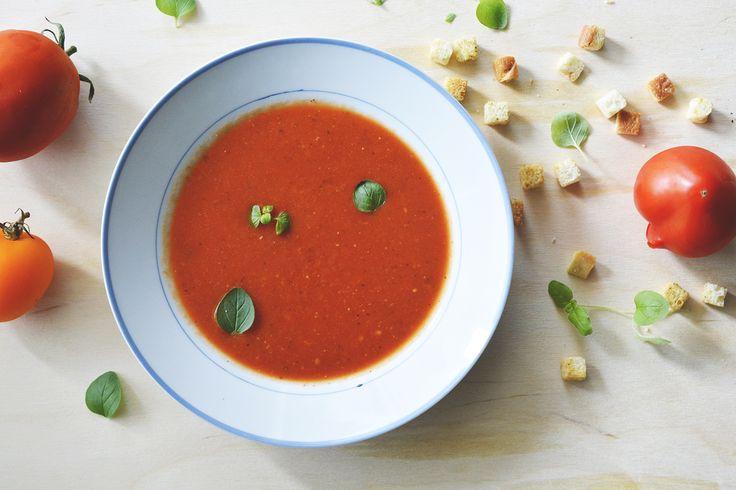#zupa #obiad #zupapomidorowa #pomidory