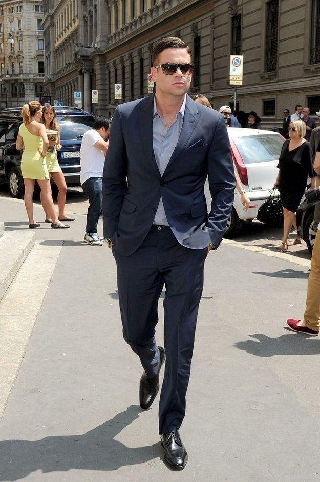 Glee 's Mark Salling,