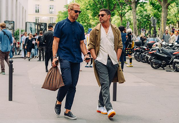 street style fashion 2015 spring, summer in Spain | 1403880417541_street style spring summer 2015 paris 1 05