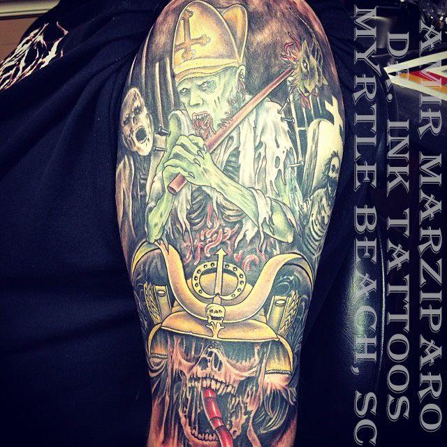 Dr Ink Tattoos Myrtle Beach