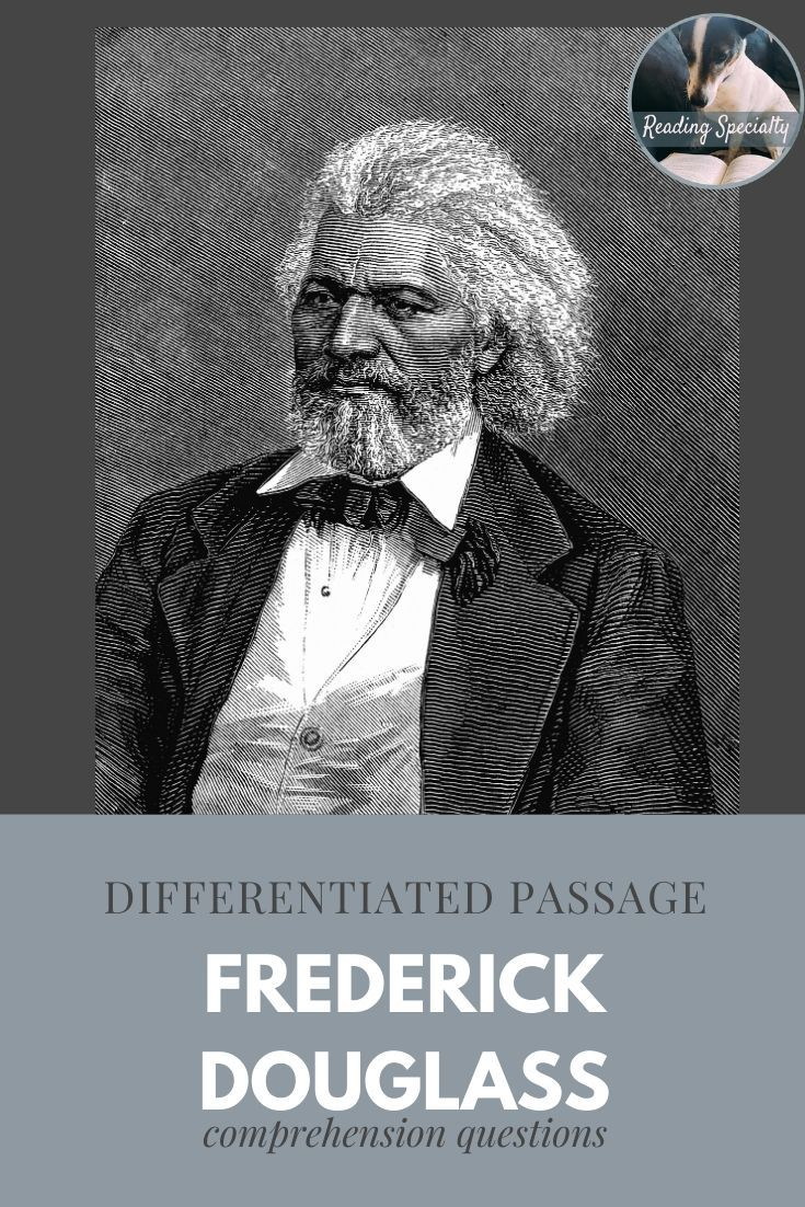 Pin On My Tpt Products Frederick Douglas Essay Questions