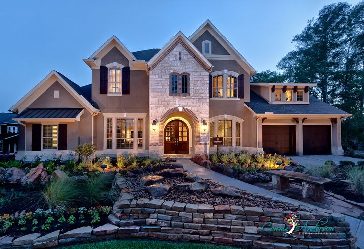Trendmaker Homes May Valley Model The Woodlands Tx