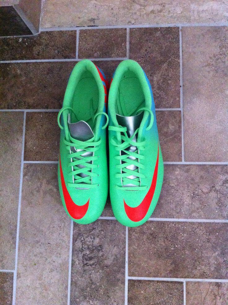 Scarpini di calcio!Nike Mercurial