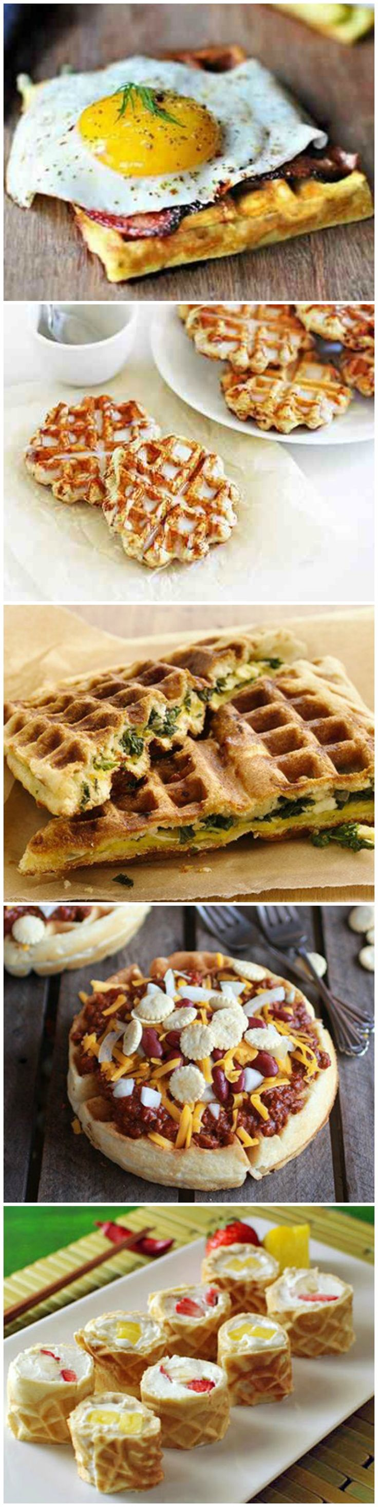 OMG - You Need to Try This w/ Your Waffle Iron!