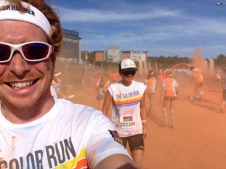 Springfield, Brisbane Color Run