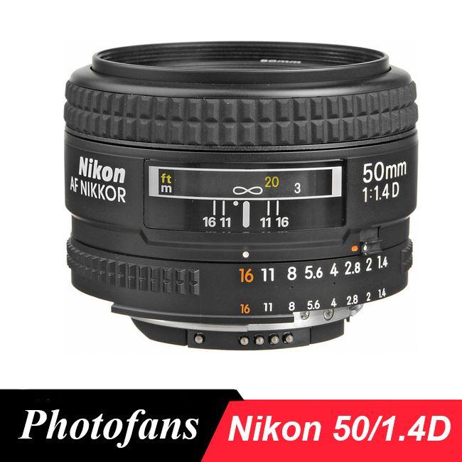 Nikon 50 1.4D Lenses AF NIKKOR 50mm f/1.4D Lens for Nikon D90 D7000 D7100 D7200 D300 D610 D700 D750 D800 D810 D3 D4 D5 //Price: $325.00//     #Gadget