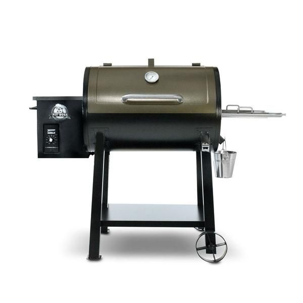 Pit Boss 440 Deluxe Pellet Grill and Smoker