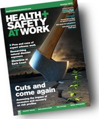 Health and Safety at Work magazine for news stories and articles relating to H&S issues.