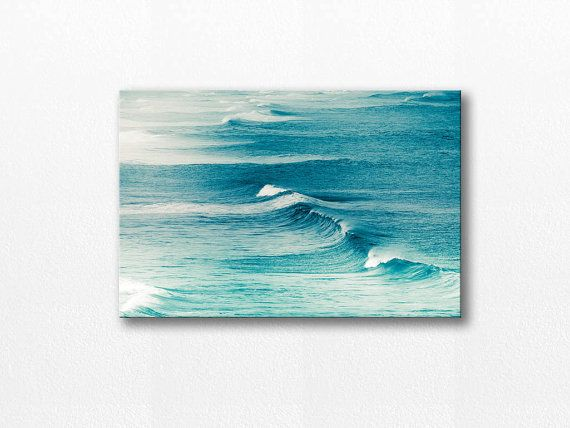 beach canvas art ocean canvas photography print by mylittlepixels