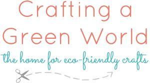 Crafting a Green World logo