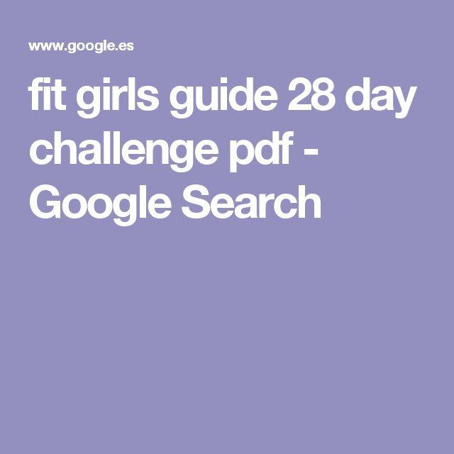 Fabulous Les 25 meilleures idées de la catégorie Fit girls guide pdf sur  BJ17