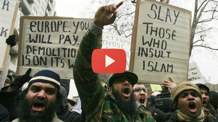Prominent British Islamist and founder of 'Sharia Patrols' says rise of ISIS marks 'the end of Zionism' in anti-Semitic lecture.
