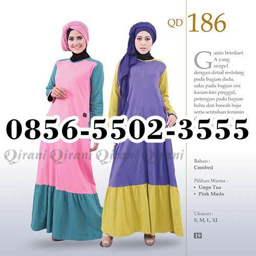 Katalog Qirani Gamis, HP.0856-5502-3555,