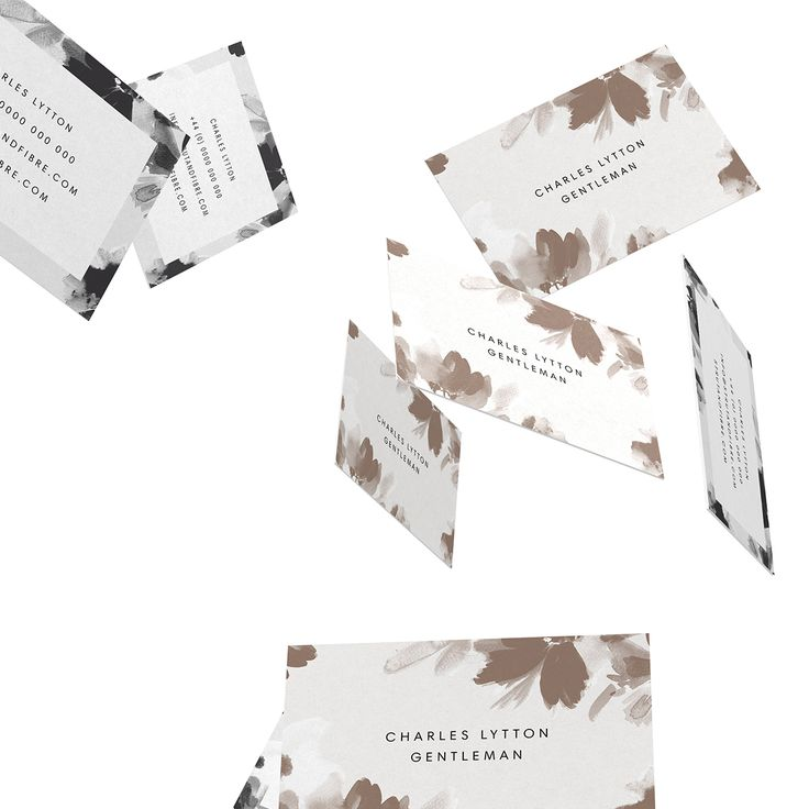 Lytton – one of our Print business card templates available to customise and order on our site.