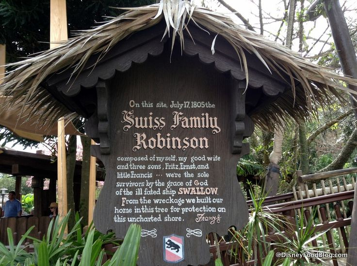 swiss family robinson treehouse Review Cheeseburger