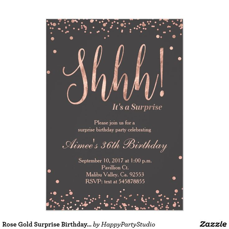 346 Best Exceptional Birthday Cards & Invitations Images