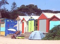 Hot! Hot! Hot! Beach boxes!