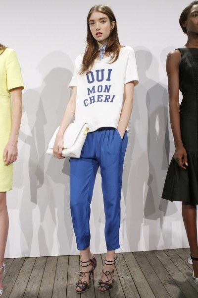 NY Fashion Week: 12 Looks from J. Crew Spring 2014 - FLARE