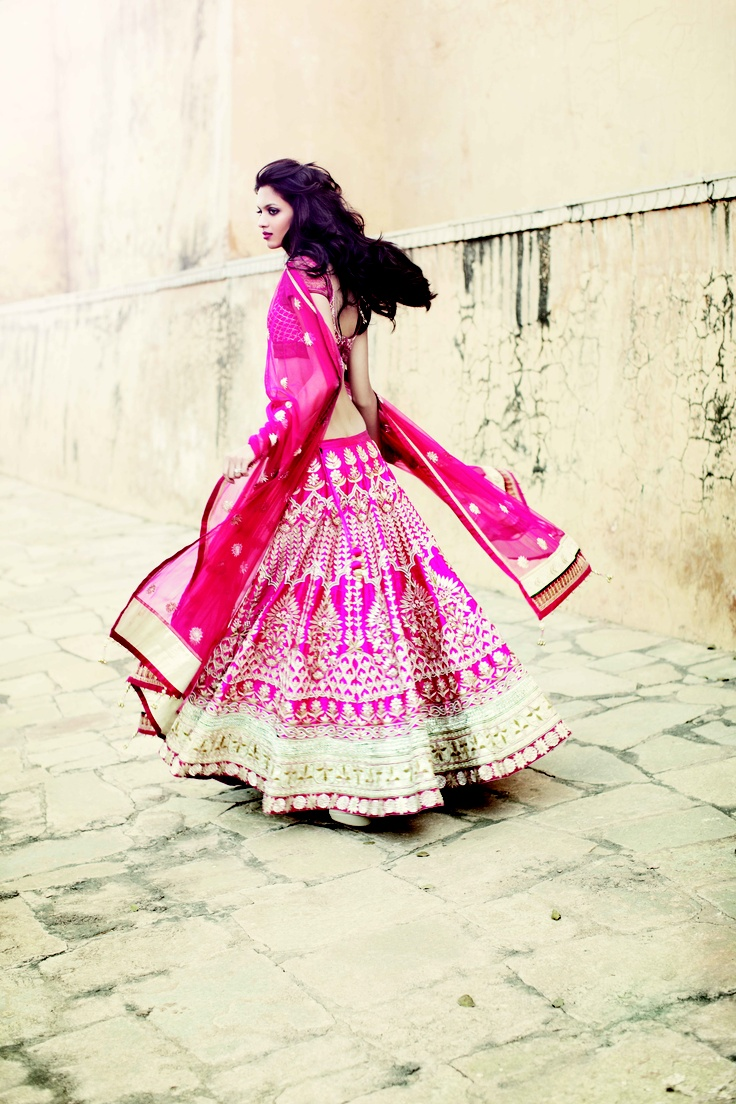 Jaipur Bride by Anita Dongre. My dream wedding dress !