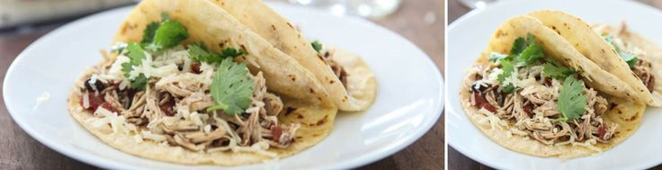 Low and slow is the way to go with these incredibly delicious, weeknight-friendly slow cooker tacos from Angie at Eclectic Recipes.